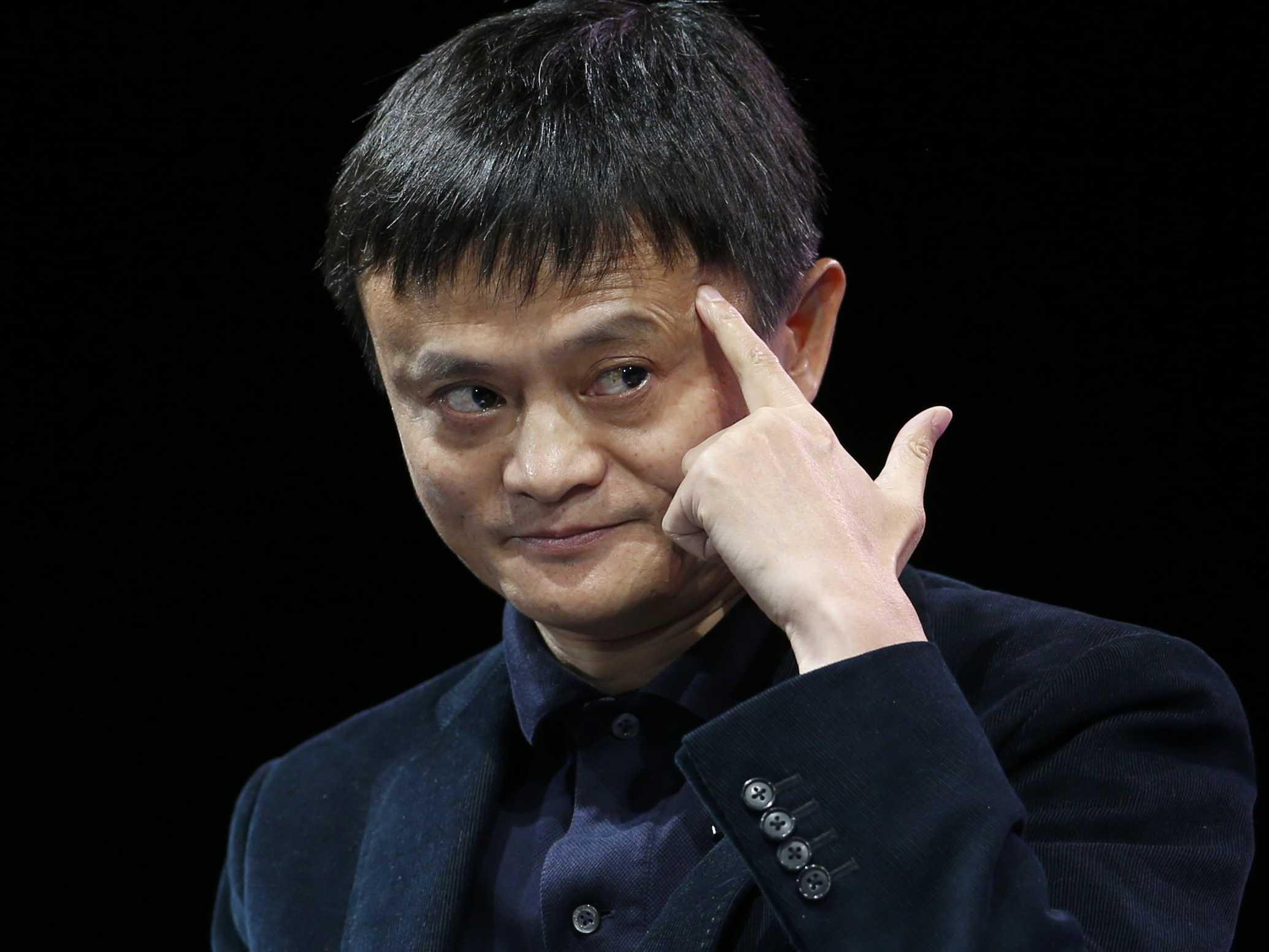 ชีวิตโคตรน่าทึ่ง Jack Ma กับความสำเร็จของ alibaba.com