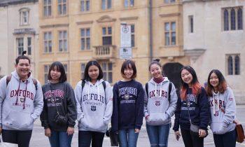 เรียนซัมเมอร์ต่างประเทศ CES OXFORD SUMMER CAMP UK