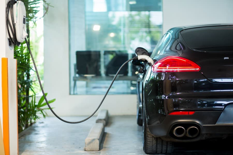 EVcharger Thailand ความก้าวหน้าของยานยนต์ในไทย